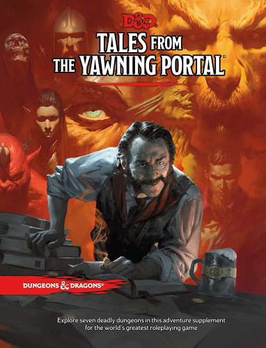 Dungeons & Dragons: Tales From  the Yawning Portal (5E)